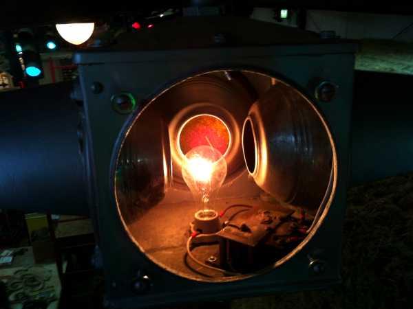 W S Darley D 131 Fixed 4 Way Beacon